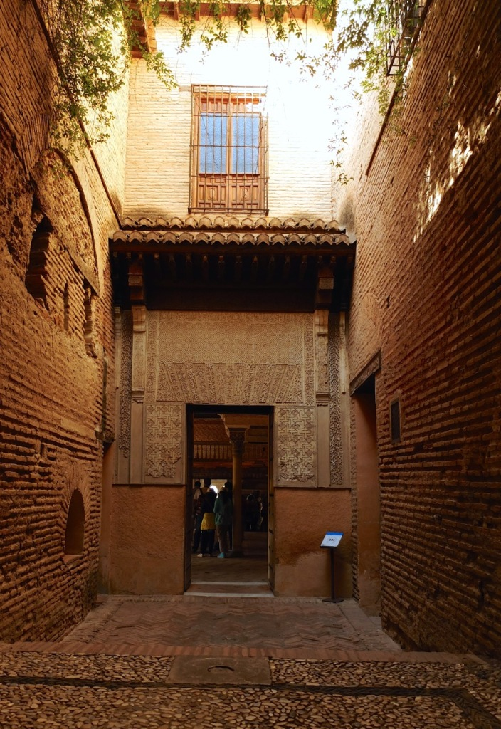 Entrance to the Nasrid palaces