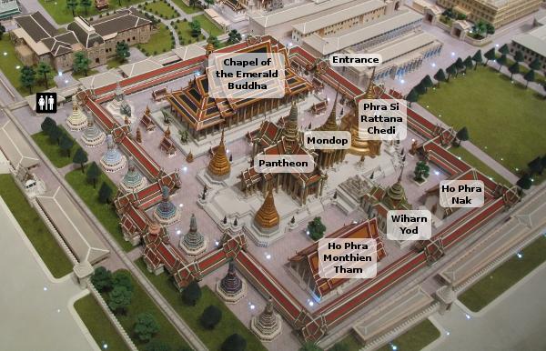 Grand Palace Plan
