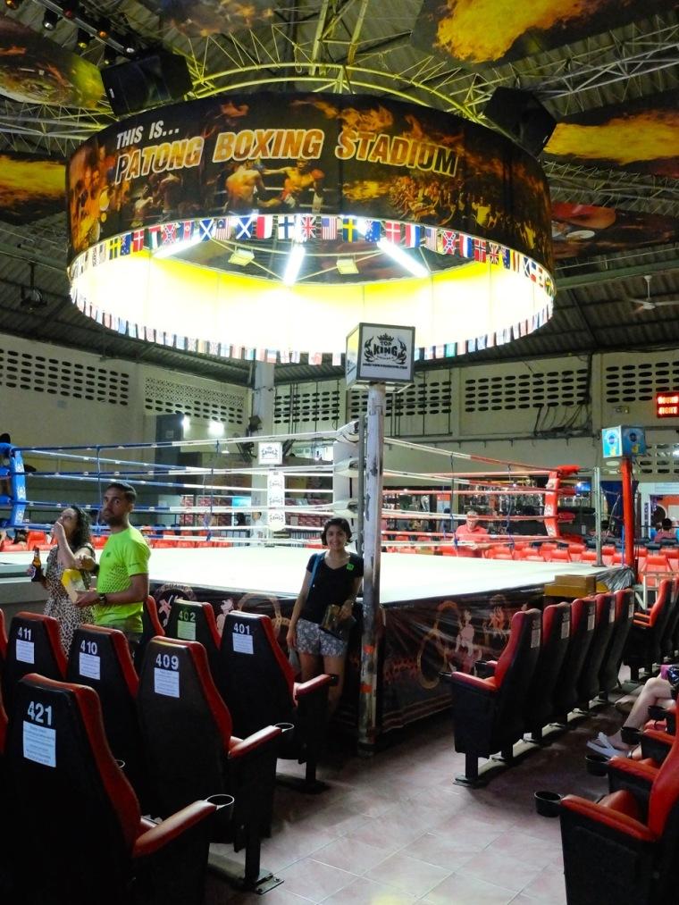 Boxing ring1