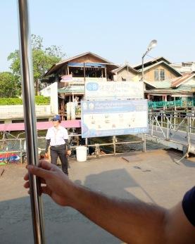 Pier N8 for Wat Po