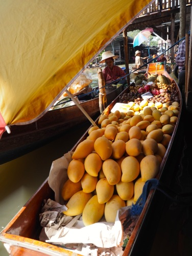 of course, we picked up some sticky rice and mangoes!